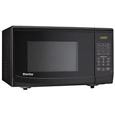 Danby 07 Cu Ft Microwave Black