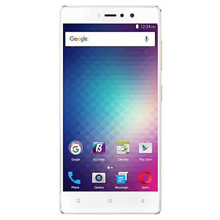 BLU Vivo 5R V00090UU Cell Phone, Gold, PBN201068