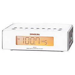 Sangean RCR-5 Clock Radio Item # 216349 at Office Depot in Cypress, TX | Tuggl
