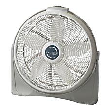 Lasko 3520 Cyclone Pivoting Floor Fan