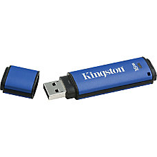Kingston DataTraveler Vault Privacy USB 30