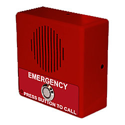 CyberData V3 SIP-enabled IP Indoor Emergency Intercom (with Night Ringer) - Cable