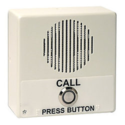 CyberData V3 SIP-enabled IP Indoor Intercom (with Night Ringer) - Cable
