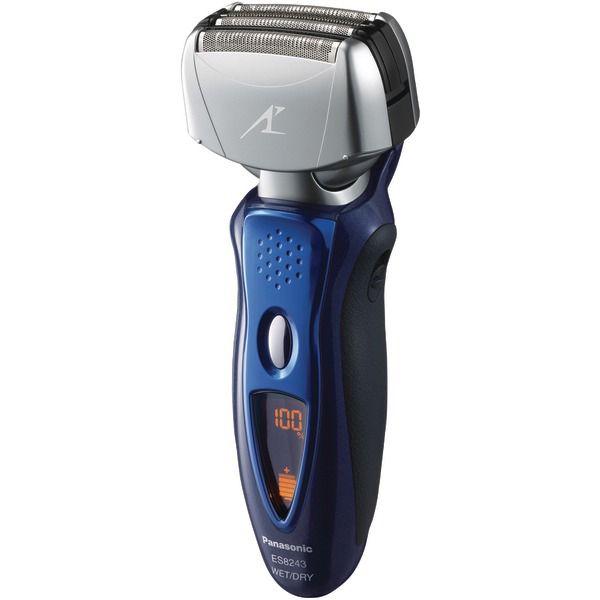 Panasonic Arc4 Mens Wetdry Shaver With Quadruple Arc Foil Es8243a By