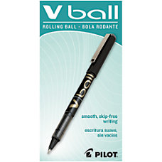 Pilot V Ball Liquid Ink Rollerball