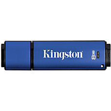 Kingston 8GB DataTraveler Vault Privacy 30