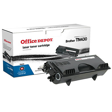 Office Depot® Brand OD430 (Brother TN-430) Remanufactured Black Toner Cartridge
