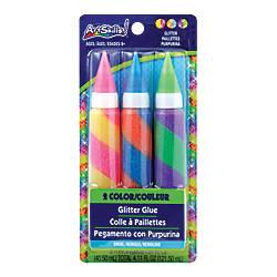 Artskills Swirl Jumbo Glitter Glue Pens