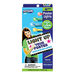 Artskills Poster Lights Assorted Colors Pack