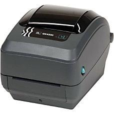 Zebra Direct ThermalThermal Transfer Monochrome Printer