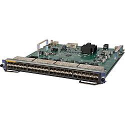 HPE 10500 44 port GbE SFP