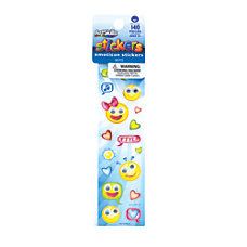 ArtSkills Sparkle Smiles Stickers Assorted Colors