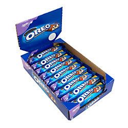 Oreo Milka Chocolate Candy Bars, 1.45 Oz, Box Of 24