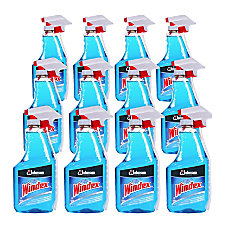 Windex Glass Cleaner With AMMONIA D