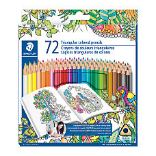Staedtler Color Pencils Assorted Colors Pack