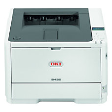 Oki B432dn LED Printer Monochrome 1200