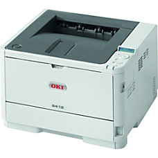 Oki B412dn LED Monochrome Printer