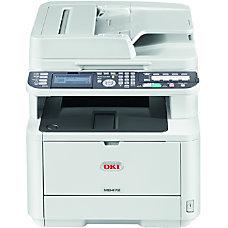 Oki LED Wireless Monochrome Printer Multifunction