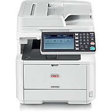 OKI MB492 Multifunction Monochrome LED Printer