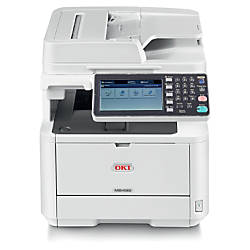 Oki MB492 LED Multifunction Printer Monochrome