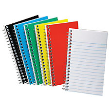 Ampad Sidebound Memo Book 50 Sheets