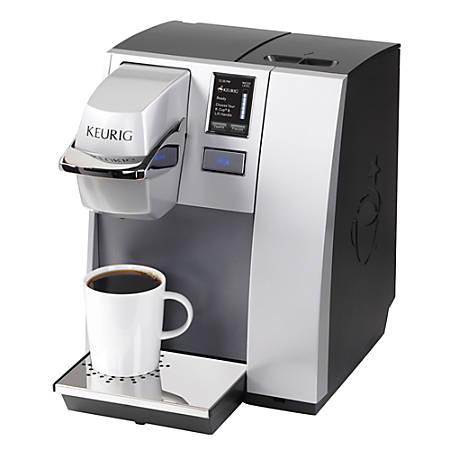 Keurig® K155 Small/Medium Office Brewer, Black