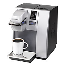 Keurig K155 SmallMedium Office Brewer Black