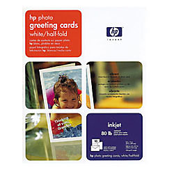 Hp half fold glossy greeting cards 8 12 x 11 pack of 10 by office hp half fold glossy greeting cards 8 12 x 11 m4hsunfo
