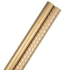 JAM Paper Wrapping Paper Stripes Solids