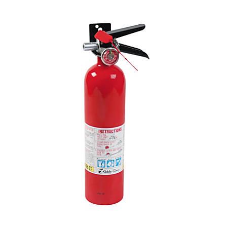Kidde Pro Line Dry Chemical Fire Extinguisher, 1A-10B:C