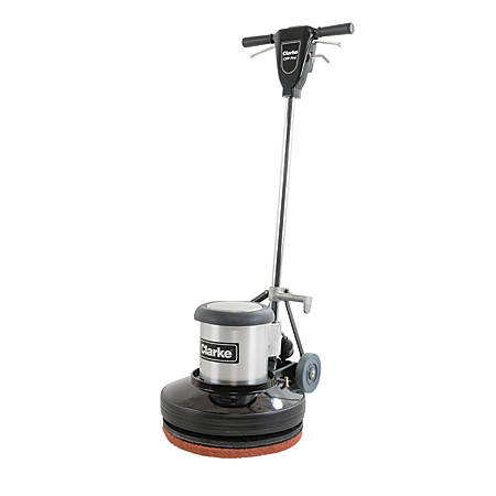 Clarke Floor Polisher, 1 1/2 HP, 17""