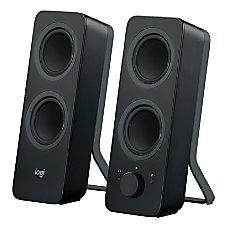 Logitech Z207 Bluetooth Speaker System 5