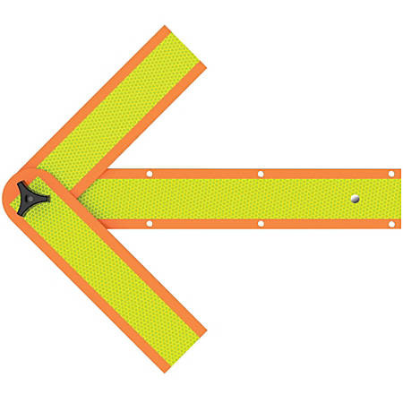 "Deflecto 18"" Magnetic Safety Arrow"