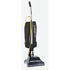 Clarke Upright Vacuum With Dust Cup