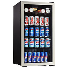 Danby DBC120BLS Beverage Center 2470 gal