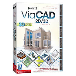 Encore Punch ViaCAD 2D3D For PCMac
