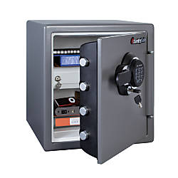 Sentry Safe Electronic Fire Safe 123