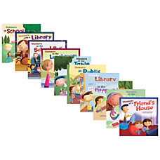 Capstone Way to Be Manners Books