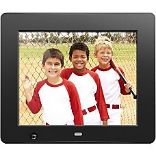 Aluratek 8 inch Digital Photo Frame