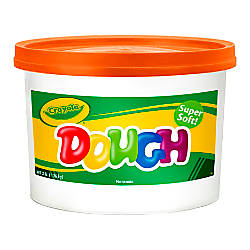 Crayola Dough Orange