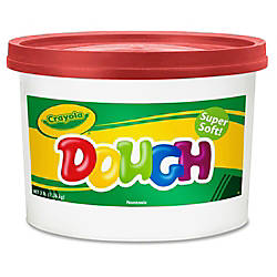 Crayola Dough Red