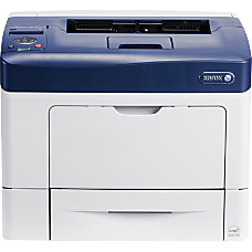 Xerox Phaser 3610N Monochrome Laser Printer