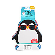 Fit Fresh Penguin Ice Multicolor Pack