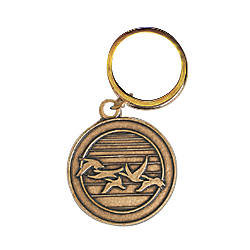 Lessons From Geese Keyring 1 12