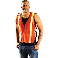 Non ANSI Economy Mesh Vests with