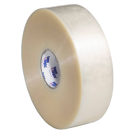 "Tape Logic™ #700 Hot Melt Tape, 3"" x 1,000 Yd., Clear, Case Of 4"