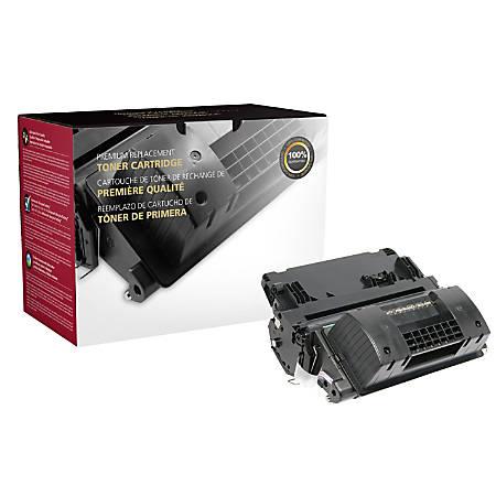 Clover Technologies Group™ 200557P (HP 90X / CE390X) High-Yield Remanufactured Black Toner Cartridge