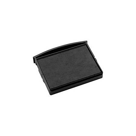 """2000 PLUS® Self-Inking Dater Replacement Pad, 1 1/8"""" x 2 5/16"""" Impression"""