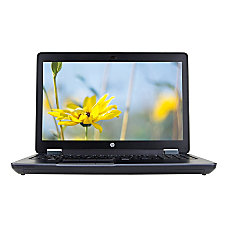 HP Mobile Workstation ZBook 15 G2