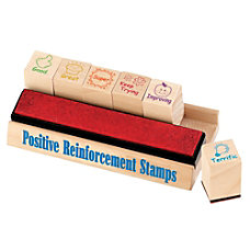 Educational Insights Positive Reinforcement Stamp Set